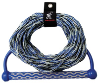 Wakeboard Rope 15 EVA Handle 3 section